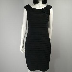 Adrianna Papell Little Black Cocktail Dress 12